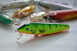 Lure Fishing for Pike, Perch and Zander - Featured Image