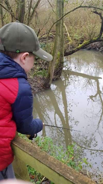pike fishing - lure fishing