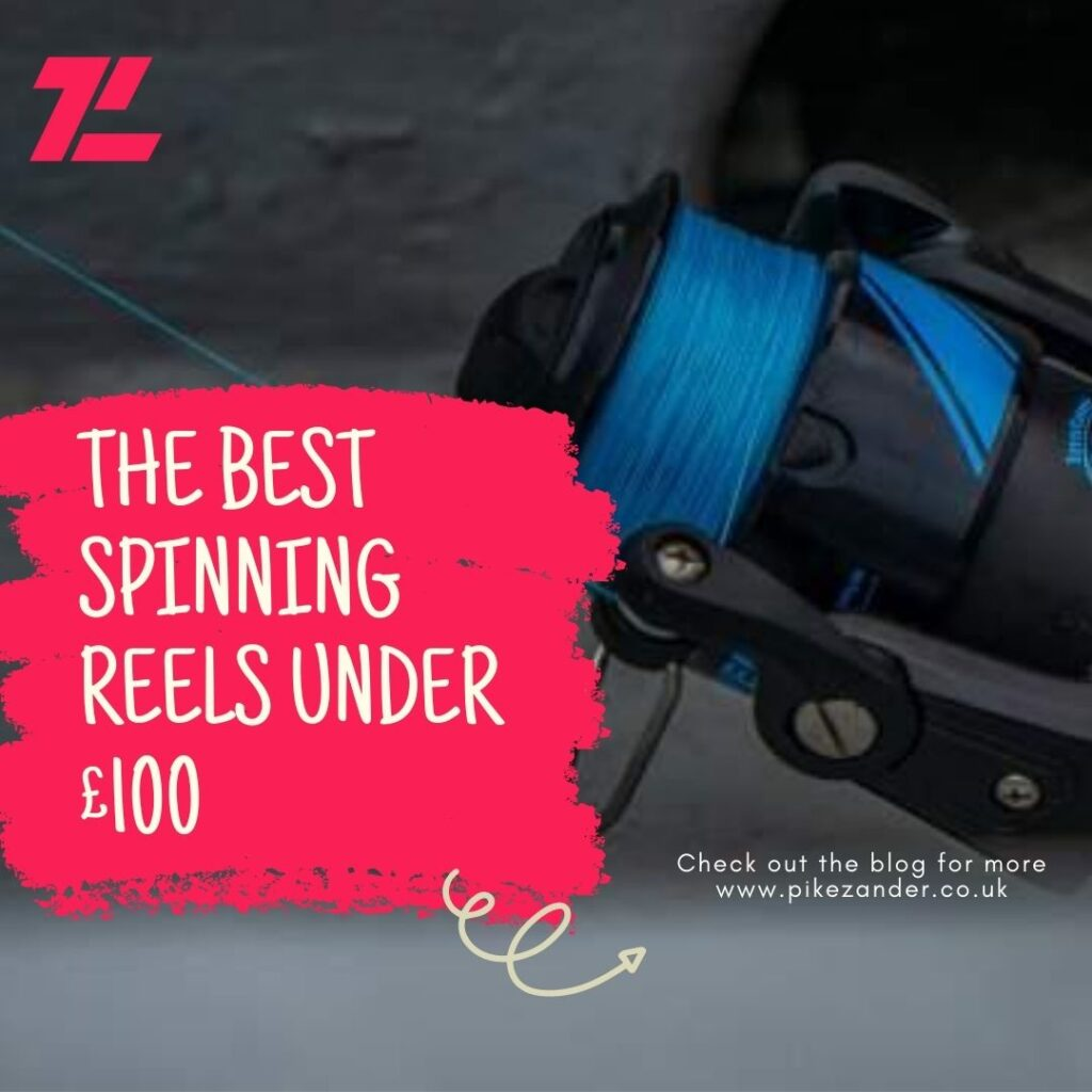 The Best Spinning Reel Under £100