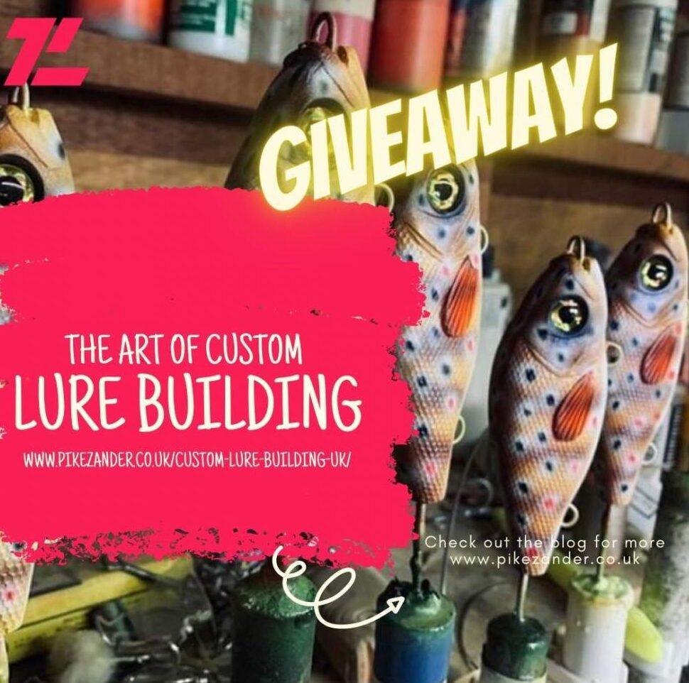 Robinson Lures Custom Lure Building