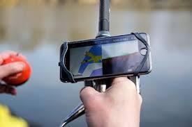 Deeper Chirp Smartphone Mount